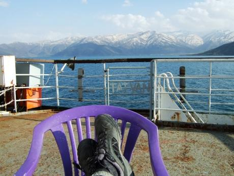 Seereise Tatvan-Van