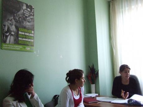 Frauenkooperative Baglar