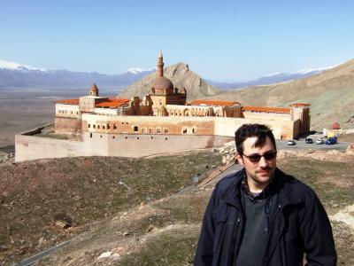 İshak Paşa Sarayı mit Nick Brauns